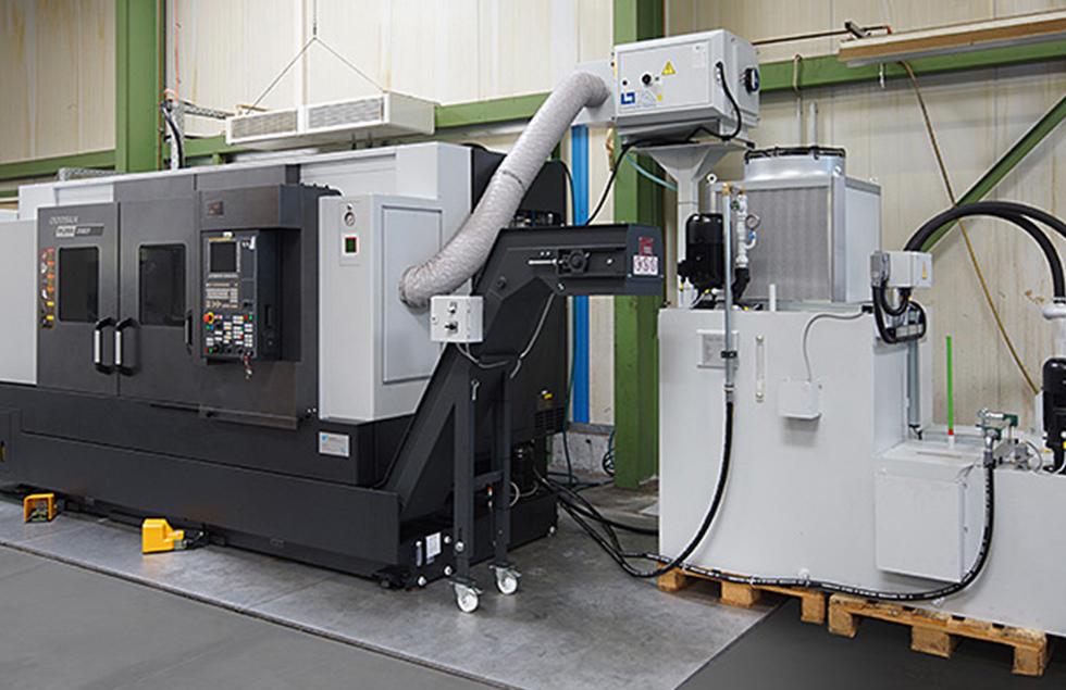 mechanische metallbearbeitung schoenebeck mierwald cnc drehzentrum doosan puma drehen maschine bearbeitungszentrum rotationssymmetrische Werkstücke