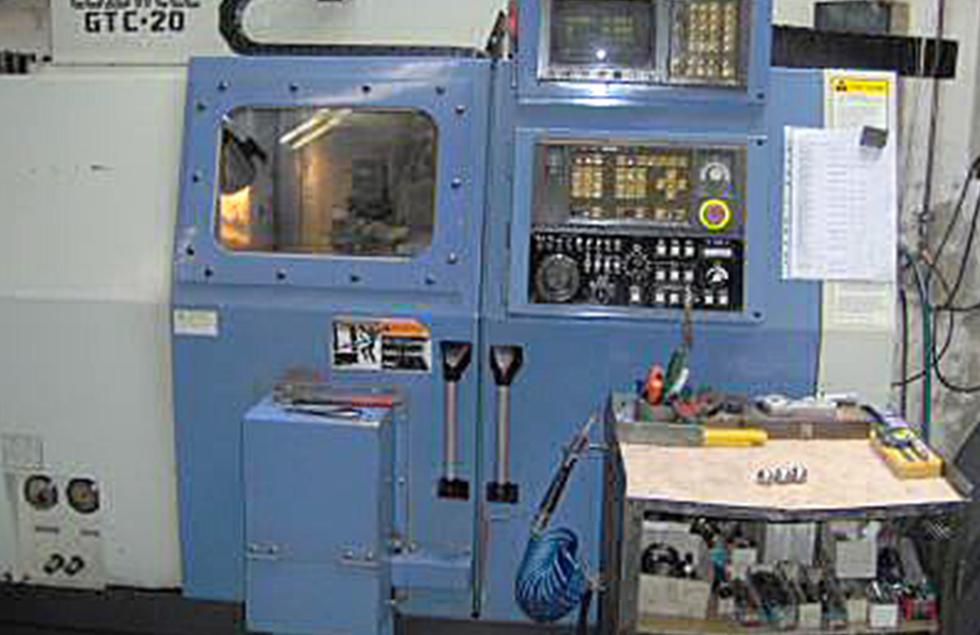 mechanische metallbearbeitung schoenebeck mierwald gmbh firma unternehmen drehen drehmaschine maschine bearbeitungszentrum drehzentrum leadwell