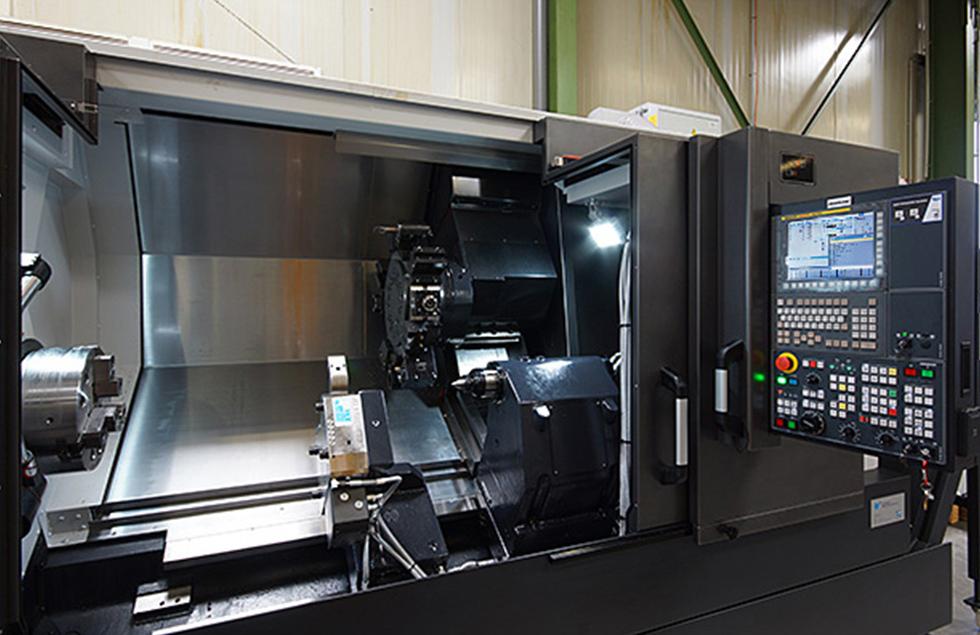 mechanische metallbearbeitung schoenebeck mierwald gmbh firma unternehmen horizontal drehen cnc drehzentrum doosan maschine bearbeitungszentrum DOOSAN-PUMA-3100-LY