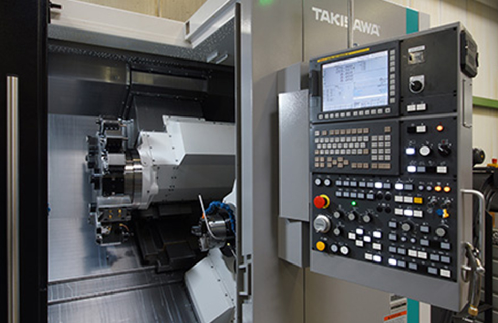 mechanische metallbearbeitung schoenebeck mierwald gmbh firma unternehmen drehen drehmaschine maschine bearbeitungszentrum drehzentrum Takisawa-TS-4000YS takisawa